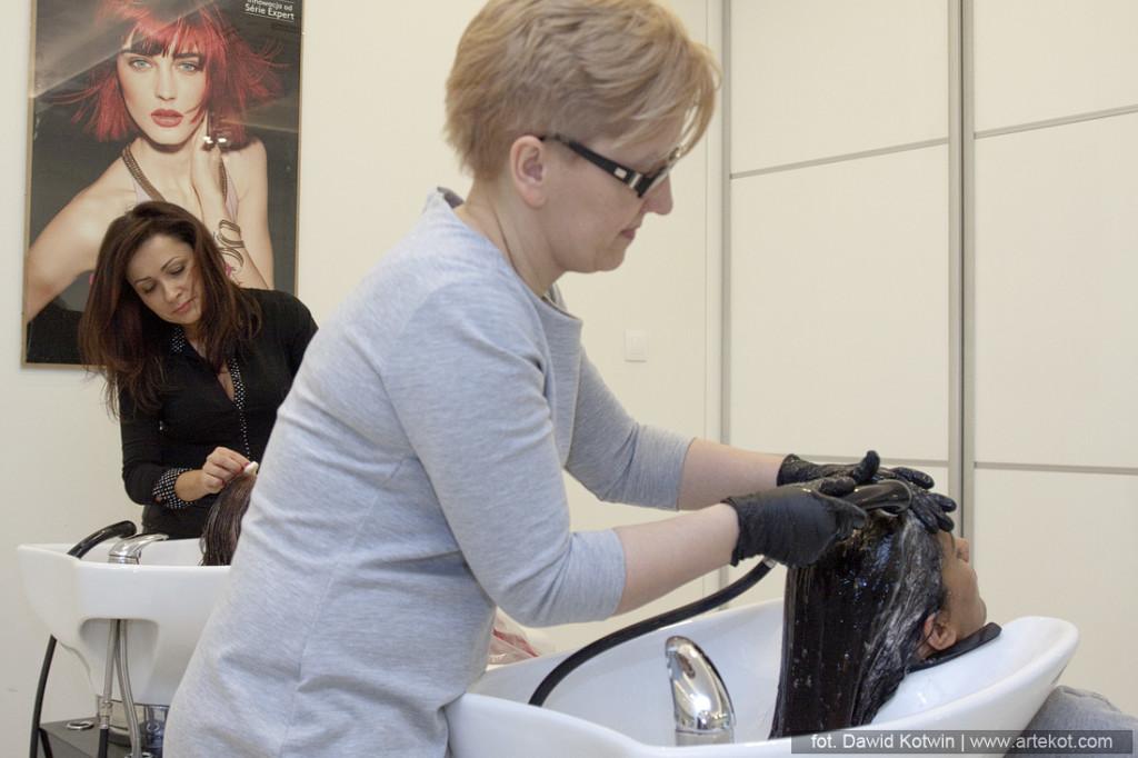 Galeria Studio Urody Glamour Lubin Usługi Fryzjerskie